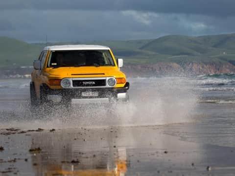 Toyota FJ Cruiser фото