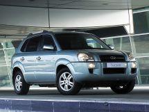 Hyundai Tucson 1 поколение, 07.2004 - 08.2009, Джип/SUV 5 дв.