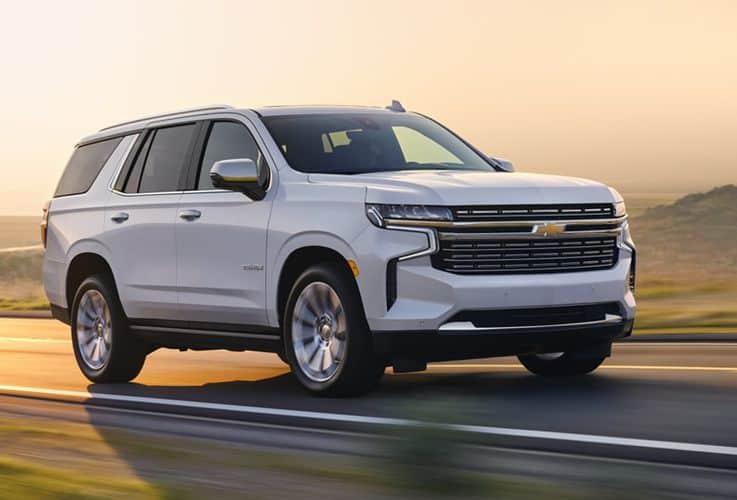 Chevrolet Tahoe 2021 Системы безопасности. Авто Премиум Груп