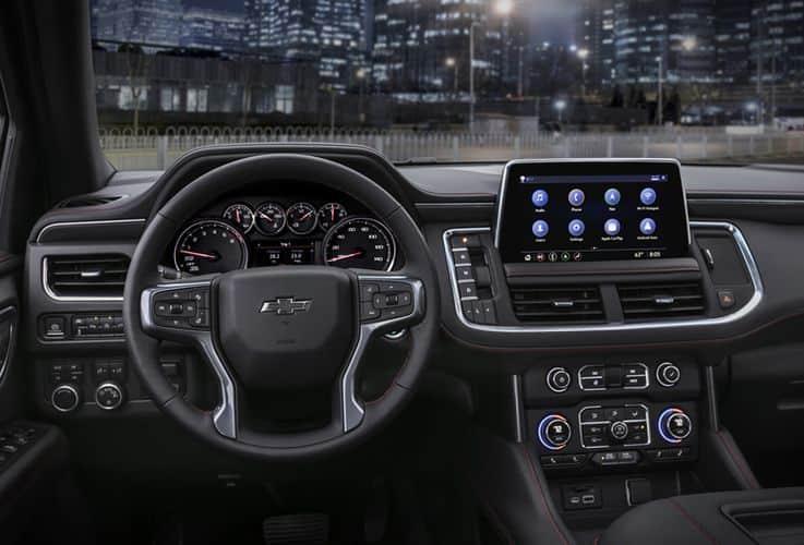 Chevrolet Tahoe 2021 Технологии медиацентра. Авто Премиум Груп