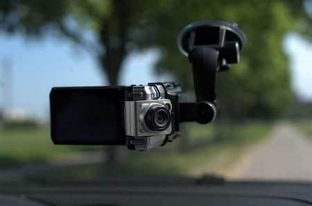 Бюджетный видеорегистратор