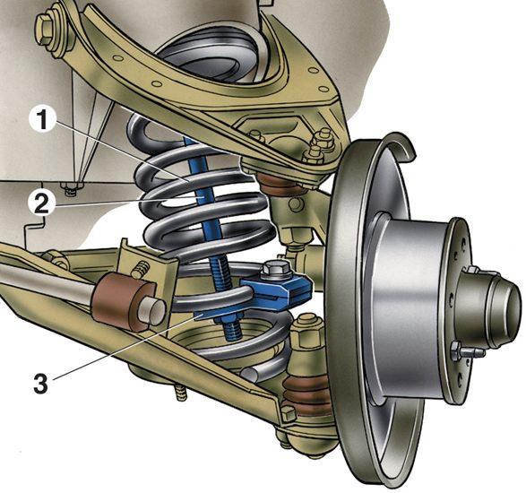 Замена ступицы переднего колеса ваз 2110