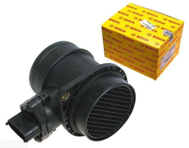 Расходомер для автомобиля ВАЗ-2110 с контроллером Январь