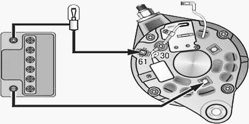 Как проверить и заменить диодный мост Ваз 2110