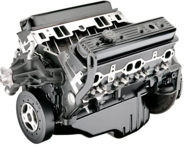 Двигатель Vortec L31