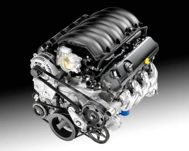 Двигатель GMC L86