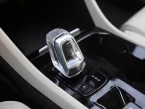 Салон Volvo XC40 2021