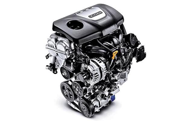 Двигатель 1.6 G4FJ бензин