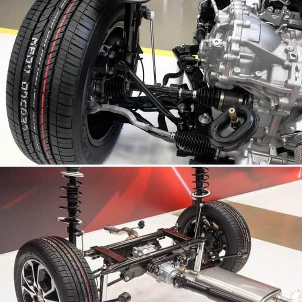 Устройство полного привода Renault Duster