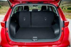 Киа Спортейдж 2020 багажник