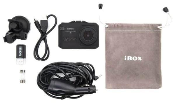 iBOX F5 SLIM SIGNATURE A12, GPS, ГЛОНАСС