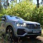 тест-драйв нового volkswagen toaureg
