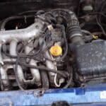 замена двигателя ВАЗ 2110