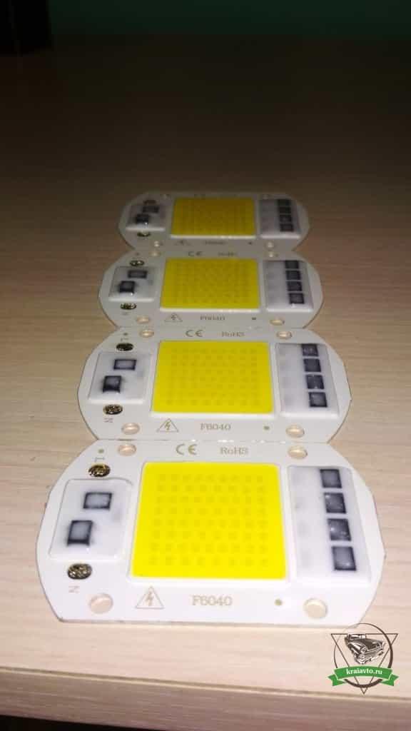 светодиодные плашки