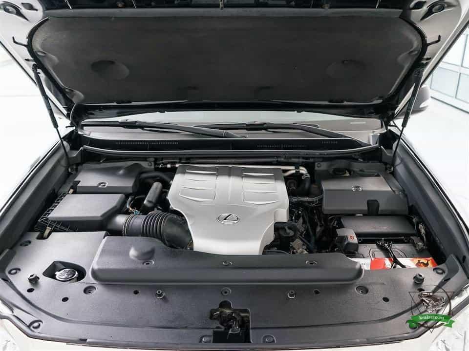 двигатель второго поколения лексус gx460