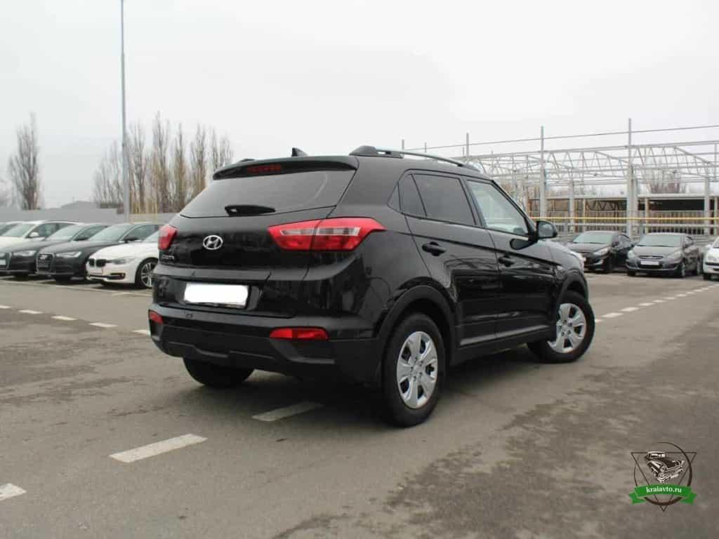Hyundai Creta отзывы