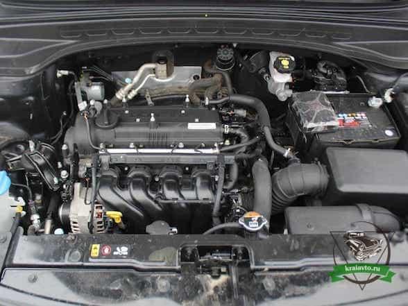 двигатель creta