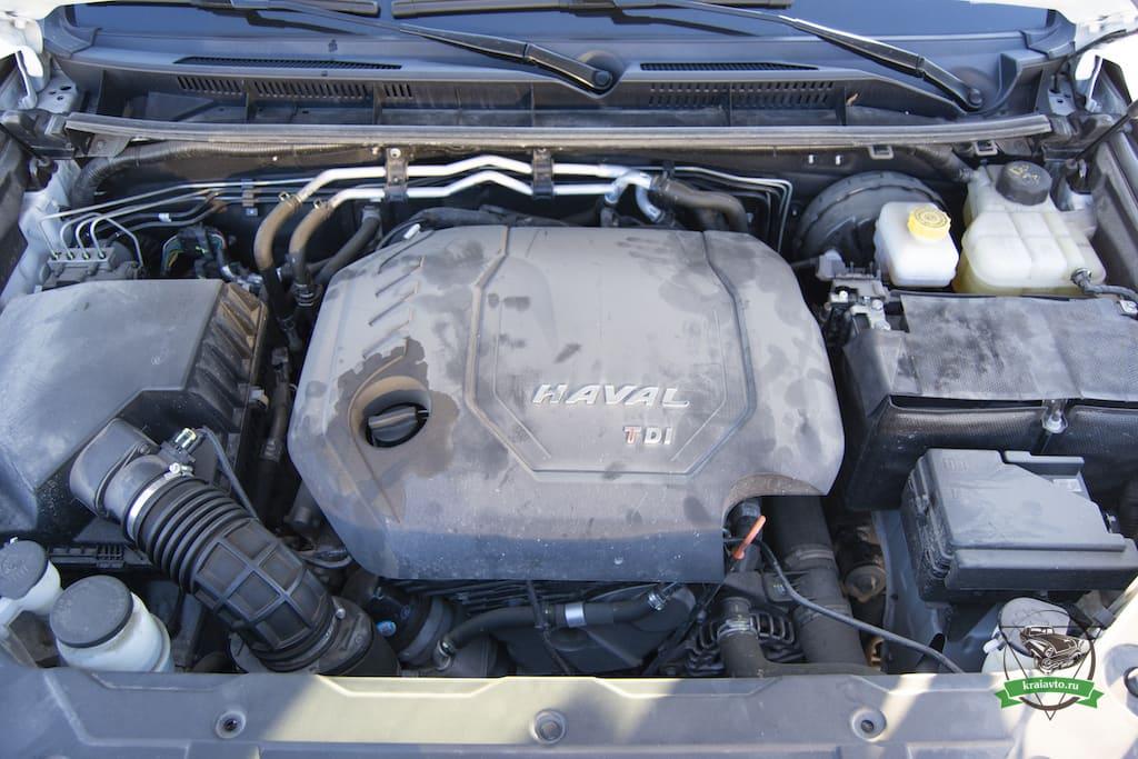 дизельный двигатель haval h9